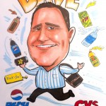 """11x14"""" Gift Caricature"""